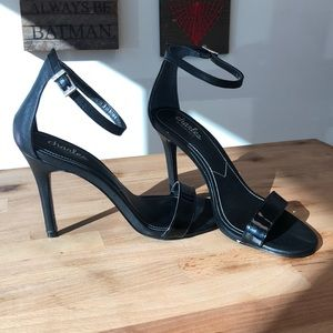 Charles David Shoes - Charles David Black Heels